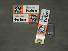 NOS 6 GE 38HE7 Compactron Electron Electronic Tubes