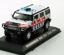 Hummer H2 SUV Politie Dutch Police Norev [REPHUM01]