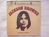 Jackson Browne–Jackson Browne LP EX/EX Asylum Records–SD 5051