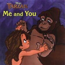 Disney's Tarzan Me and You by Saxon, Victoria