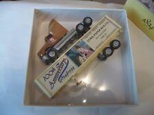 Winross Ford Aeromax & Trailer - York Paper Box Company 100th Anniversary
