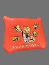 B&B Golf Mallet Putter Headcover - CASH MONEY