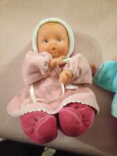 superbe bébé doudou poupée poupon BABIPOUCE  corolle