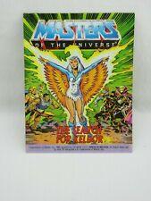 MOTU,THE SEARCH FOR KELDOR mini comic,Masters of the Universe,he-man,original