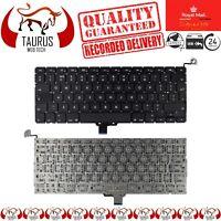 """New Apple MACBOOK PRO UNIBODY 13"""" A1278 Keyboard UK Layout 2009/10/11/12/13 F129"""