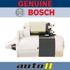 Genuine Bosch Starter Motor fits Suzuki Sierra SJ413 1.3L G13BA 1989 - 1999