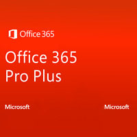 Microsoft Office 365 Professional Plus 2016 • Vollversion 5 Geräte PC + MAC