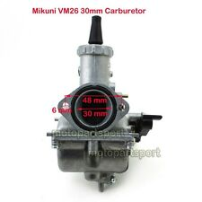 Mikuni VM26 30mm Carburetor Carb Carby for 150cc-250cc CRF KLX TTR Pit Dirt Bike