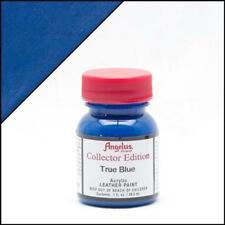 Angelus Leather Paint Collector Edition True Blue 1oz Colour for Shoes/Sneaker