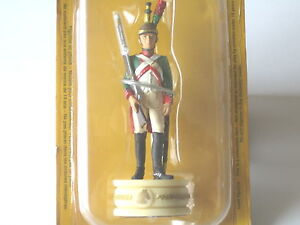 Napoleonic Lead Figure - French Imperial Infantryman - CJ03