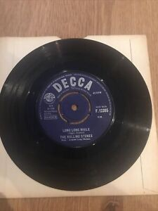 THE ROLLING  STONES 7 inch single on Decca records 1966 F.12395