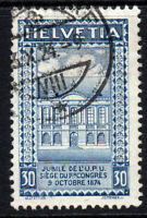 Switzerland 30 Cent Stamp c1924 Used (924)