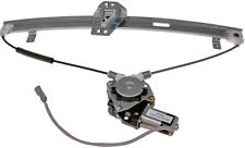 Power Window Motor and Regulator Assembly Rear Right fits 03-08 Honda Pilot