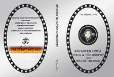 Advanced Kriya Yoga & Philosophy plus War of the Gods The Master's Pen Soft Copy