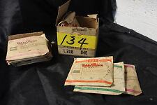 NOS McQuay Norris L-208 .040 O.S Piston Ring Set Chev. 34-36 - Olds. 32-35 (27*)