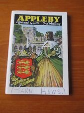 c 1962 APPLEBY WESTMORLAND OFFICIAL GUIDE ILLUSTRATED PLUS PERIOD ADVERTS