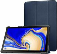 Samsung Galaxy Tab S4 10.5 T830/T835 Case with Pen Slot Ultra Slim Cover Case AU