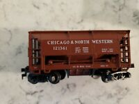 Chicago and Northwestern  121361 Ore Car HO scale  AHM