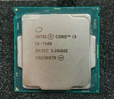 Intel Core i3-7100 3.90GHz Dual Core CPU Processor Kaby Lake Socket 1151 SR35C