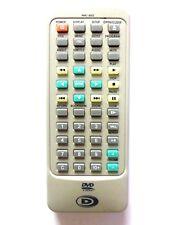DURABRAND DVD REMOTE CONTROL RMC-300Z
