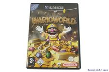 # warioworld/wario world (allemand) Nintendo GameCube/GC jeu-top #