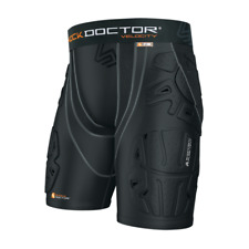 Shock Doctor Velocity ShockSkin Basketball 5-Pad Short for Protection