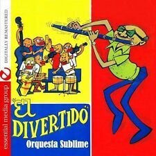 Orquesta Sublime - El Divertido [New CD] Manufactured On Demand