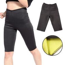 Abbigliamento sportivo da donna leggeri nere lunghezza lunghezza al ginocchio