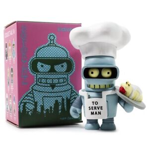 Kidrobot x Futurama Good News Everyone Mini Figure Series - 3x Blind Box (NEW)