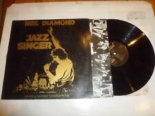 NEIL DIAMOND - The Jazz Singer - 1980 Dutch 12-track Vinyl LP..