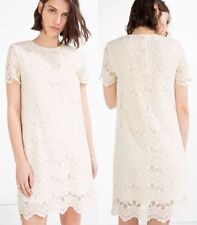 Zara Dresses for Women with Embroidered Shift Dresses