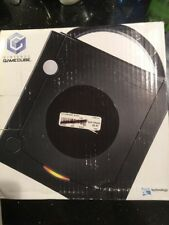 Black Nintendo GameCube Console System BRAND NEW Wear On BOX Never Opened