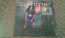 45 tours donna summer love is in control (finger on the trigger)