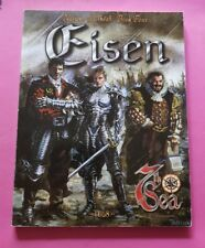 EISEN - NATIONS OF THEAH BOOK FOUR - 7TH SEA ROLEPLAYING JOHN WICK AEG RPG OOP