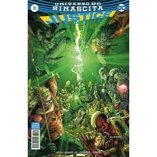 JUSTICE LEAGUE RINASCITA 6 - 64 - DC COMICS - RW LION ITALIANO - NUOVO
