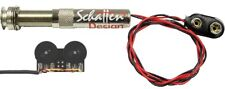Schatten Player Endpin Jack Guitar/Instrument Preamp w/Soundhole Volume and Tone