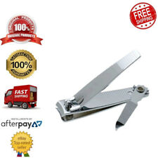 Manicare Nail Clippers With File Trim Desired Length Prevent Chipping Splitting