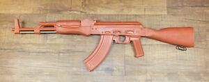 ASP Russian Replica Red Gun Hard Rubber Training Weapon / Collectible **READ**