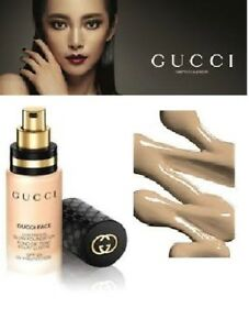 GUCCI FACE Lustrous Glow Foundation SPF25 UV Protection *choose your shade*