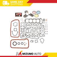 Engine Re-Ring Kit Fit 89-97 Nissan 240SX D21 Pickup KA24E