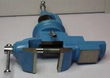 Präzisions-Modellbauer Schraubstock, drehbar mit 50 mm Backenbreite
