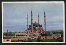 Posted 1962 View of Selimiye Mosque, Istanbul, Turkey