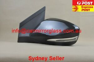 NEW DOOR MIRROR FOR HYUNDAI i30 GD 2012-2017 (LEFT HAND SIDE, WITH Blinker