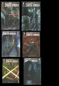 Darth Vader 1-6 (2015)