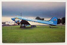 Air Grand Canyon-Yosemite Douglas DC-3C Postcard