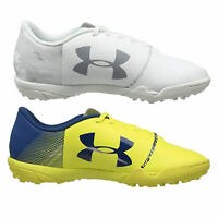 Under Armour Unisex Trainers Kids UA Spotlight TF Junior Boots Sports Shoes New