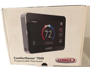 Lennox ComfortSense 7500 CS7500 Commercial Programmable Thermostat NEW
