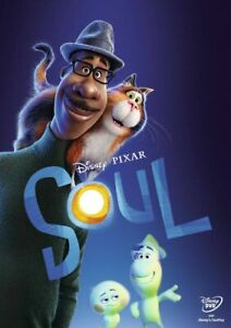 SOUL DVD DISNEY