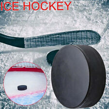 Hockey Puck Bulk Blank Ice Official Regulation Rubber Parts Replacement