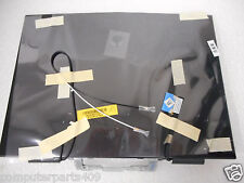 """NEW ORIGINAL Alienware M11x 11.6"""" Rear LCD Cover COMPLETED Glossy Black MP61M"""